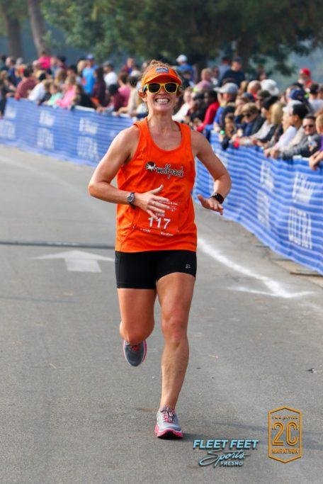 Two Cities Marathon 17 Erin Mink Garvey